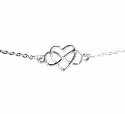 Never Ending Love Bracelet