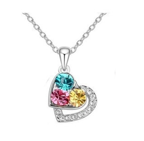 Colours of Love Necklace