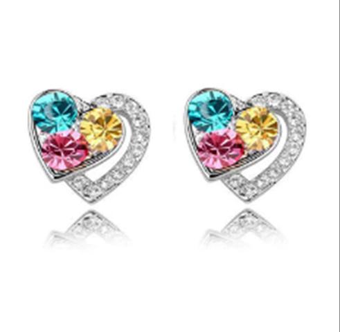 Colours of Love Earrings