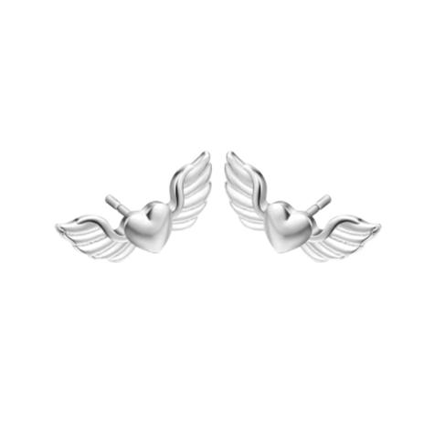 Loved by an Angel Earrings