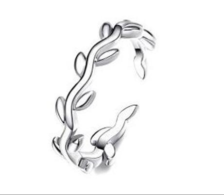 Branch Toe Ring