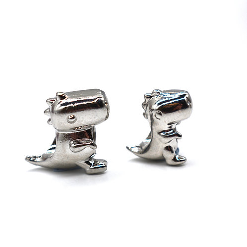 Momma and Baby Dinosaur Charms