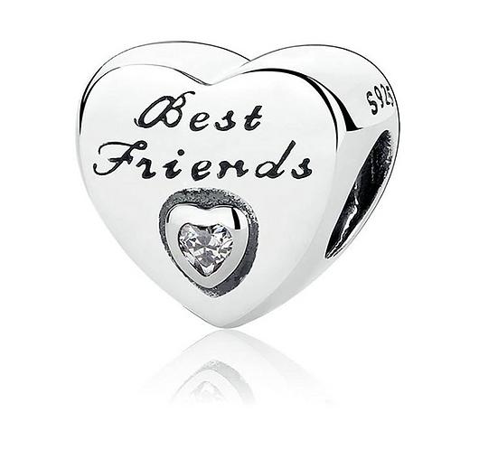 Best Friend Charm