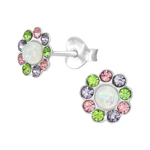 Circle of Peace Earrings