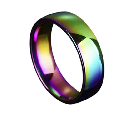 Men's Multicoloured Ring (Various Sizes)