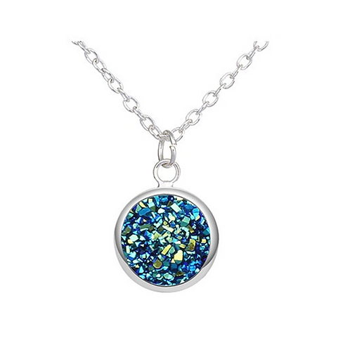 Winter's Kiss Necklace
