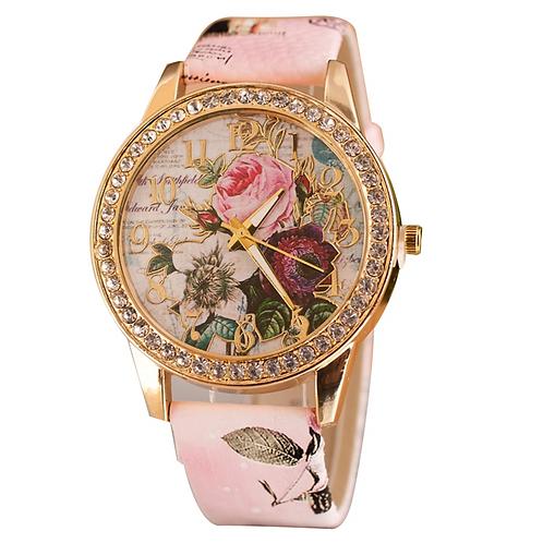 Vintage Rose Ladies Watch