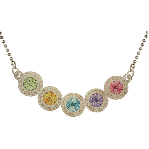 Colours of Hope Necklace (Gold)
