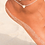 Thumbnail: Solid Heart Anklet