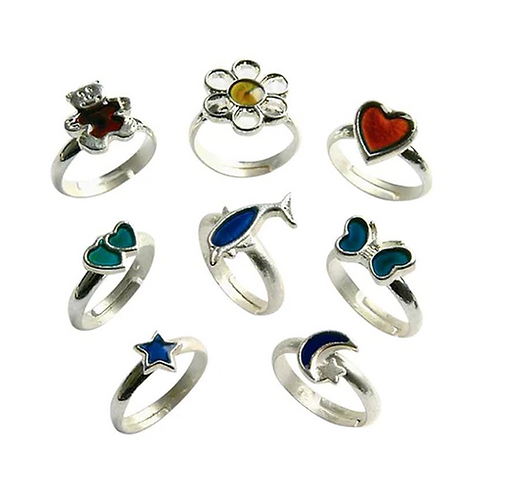 Children's Colour Changing Ring