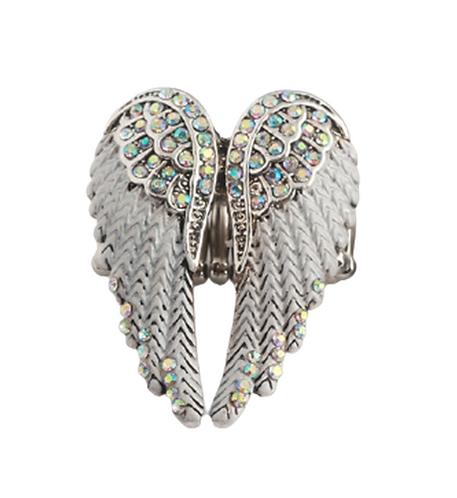 Angel Crystal Ring
