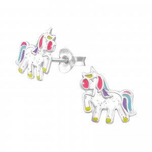 Sparkle Unicorn Children's Earrings