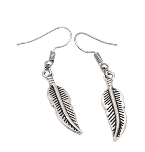 Angel Leaf Earrings
