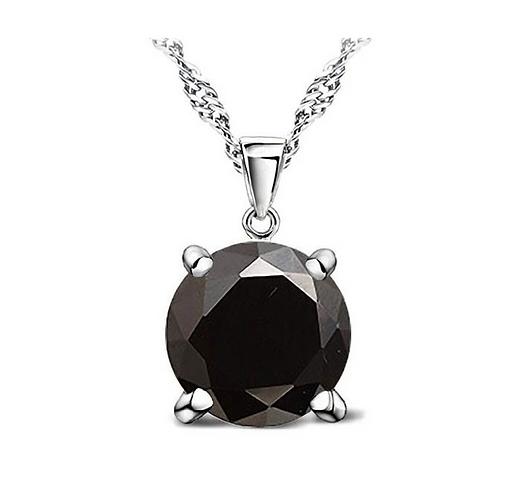 Black Ice Necklace