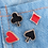 Thumbnail: Full House Set of 4 Brooches