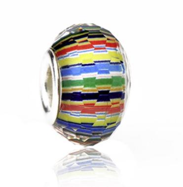 Colourful Bead Charm