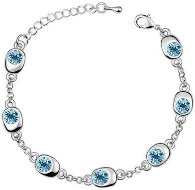 Ocean Crystal Bracelet