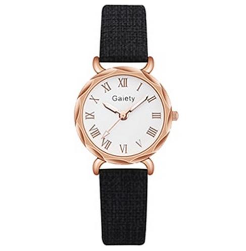 Elegant Black Ladies Watch