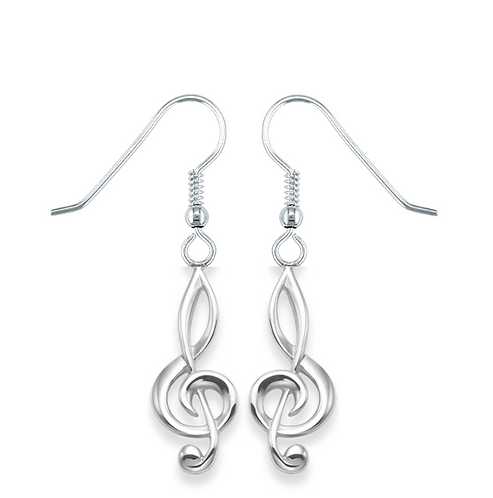 Melody of the Heart Earrings