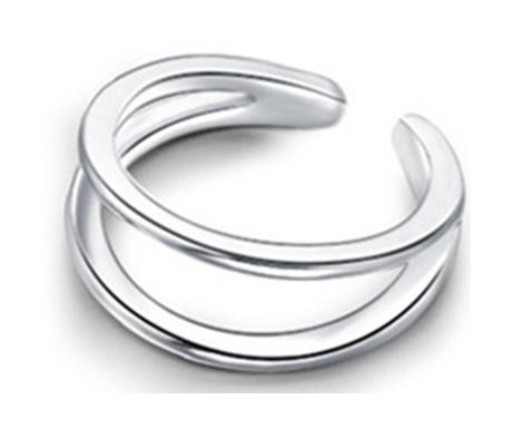 Eternity Toe Ring