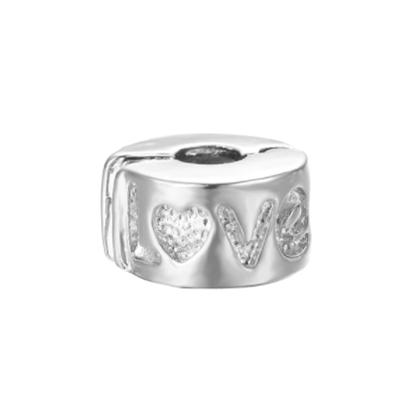Engraved Love Charm