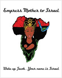 Mother to Israel t-shirt