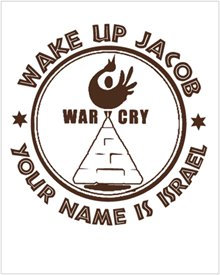 War Cry Poster