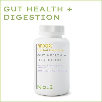 Gut health + digestion