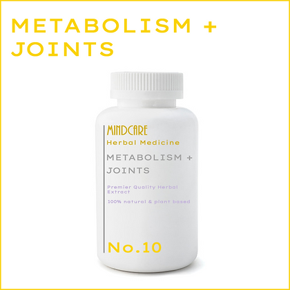 Metabolism + Joints
