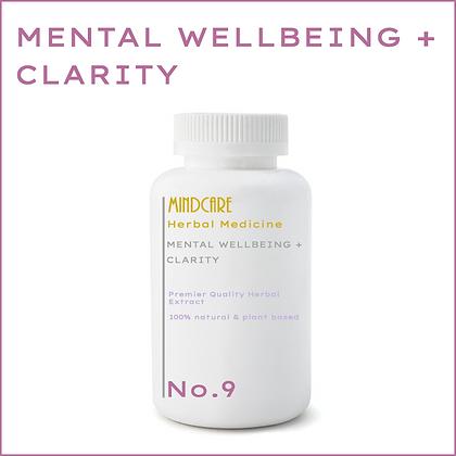 Mental Wellbeing + Clarity