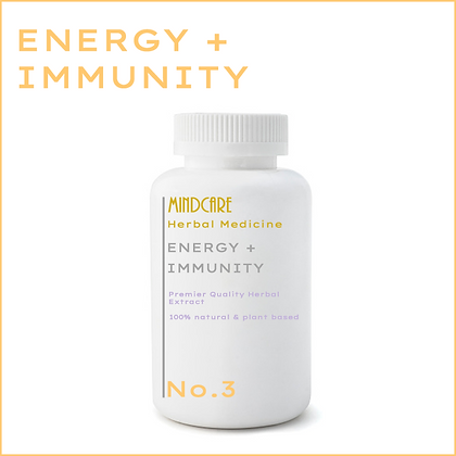 Energy + Immunity