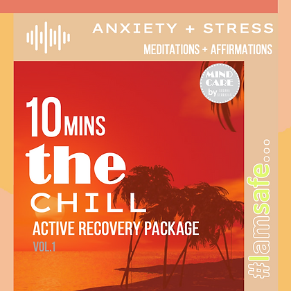 Anxiety + Stress