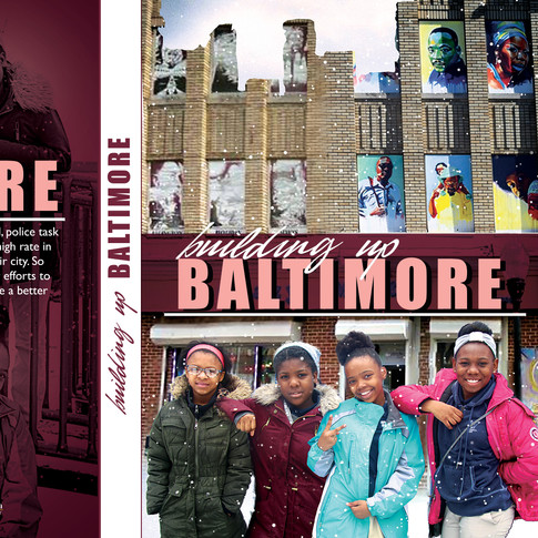 BUB Building Up Baltimore DVD