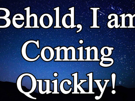 """""""I AM coming."""" ---- Patti Young"""