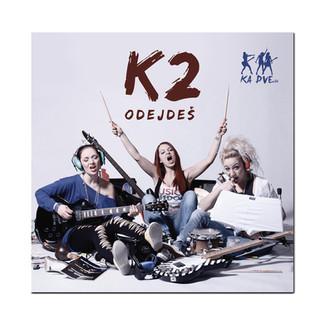 K2 - ODEJDEŠ / 150 Kč