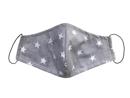 Grey Star Mask