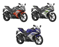 YAMAHA R15 SPECIAL EDITION