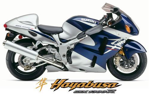 Hayabusa K6