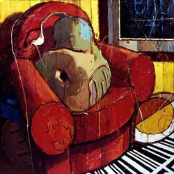 la poltrona rossa, 2005