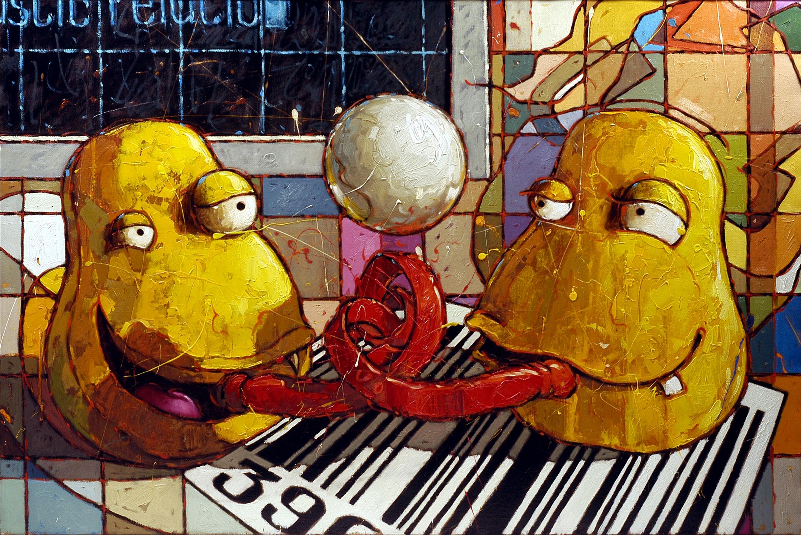relazioni plastiche, 2005