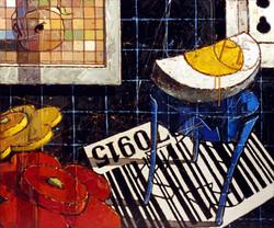 lo sgabello blu, 2005