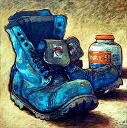 scarpe e vinavil, 2002