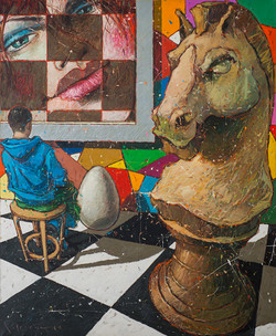il cavallo e la regina, 2007