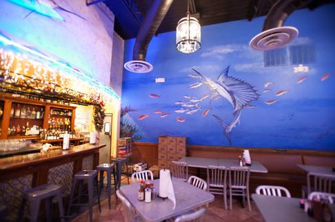 Dinning Room Bar Area