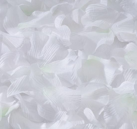 Rose Petals- White