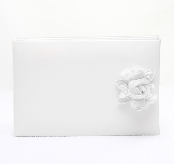 Amour Wedding Guest Book