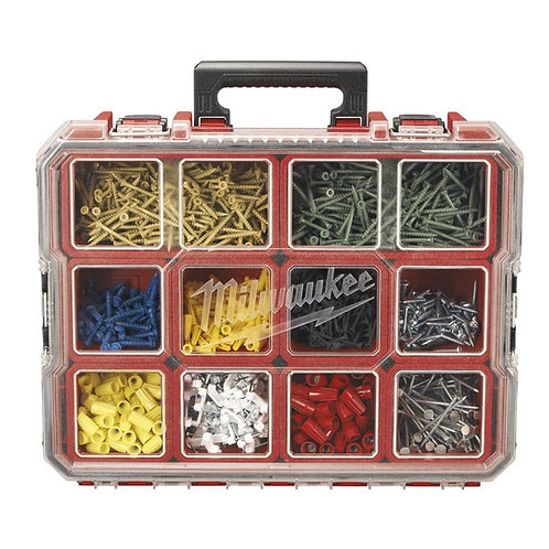 Organizador Milwaukee 10 Bins