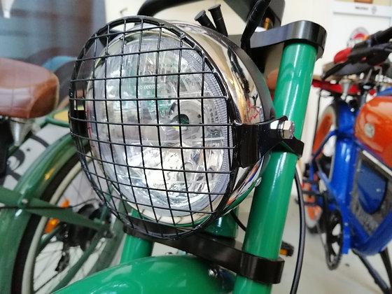 Gitter für den  Greaser + Vacay Scheinwerfer