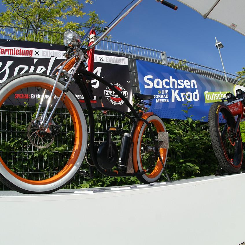 Charity- und Freuerwehr Bike