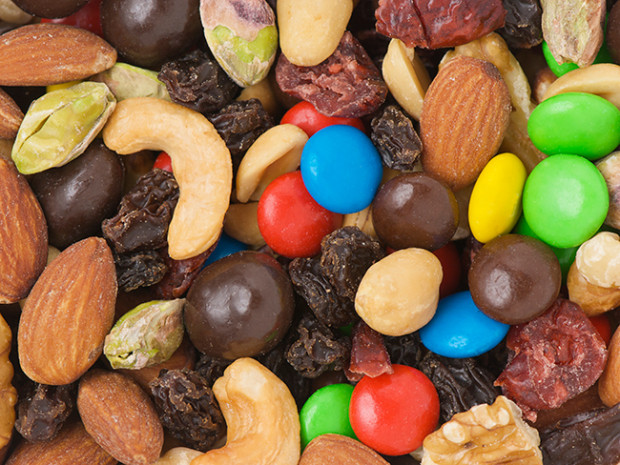 National Trail Mix Day - August 31, 2020